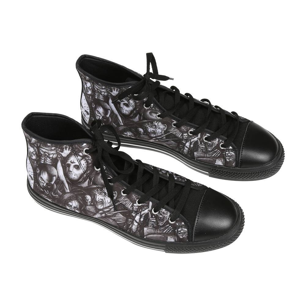 Men's Horror Shoes - All Horror Movie Shoes