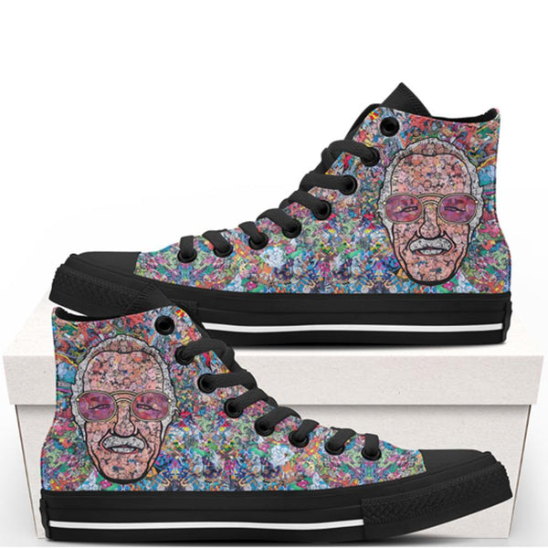 Men's Horror Shoes - Stan Lee 3D Shoes