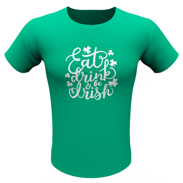 Men's T Shirt - Irish