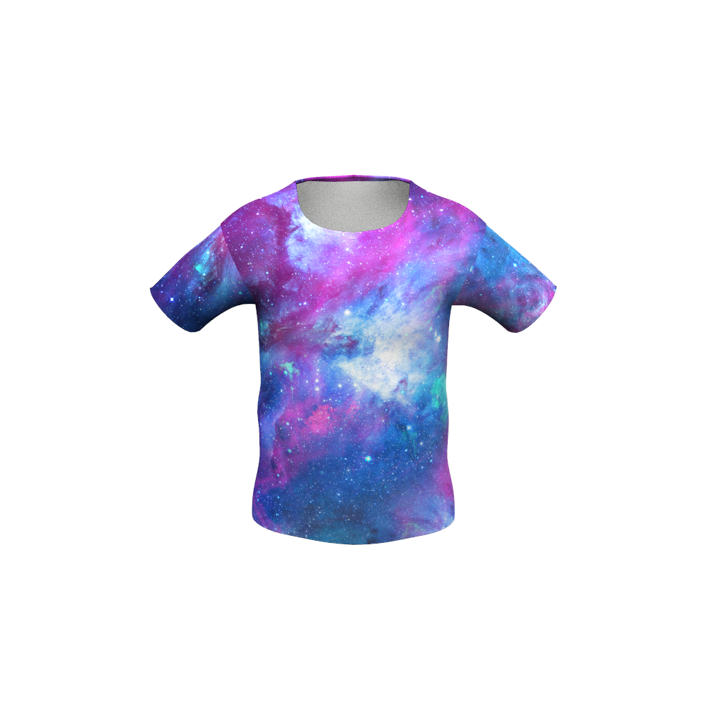Galaxy Kid's T-shirt