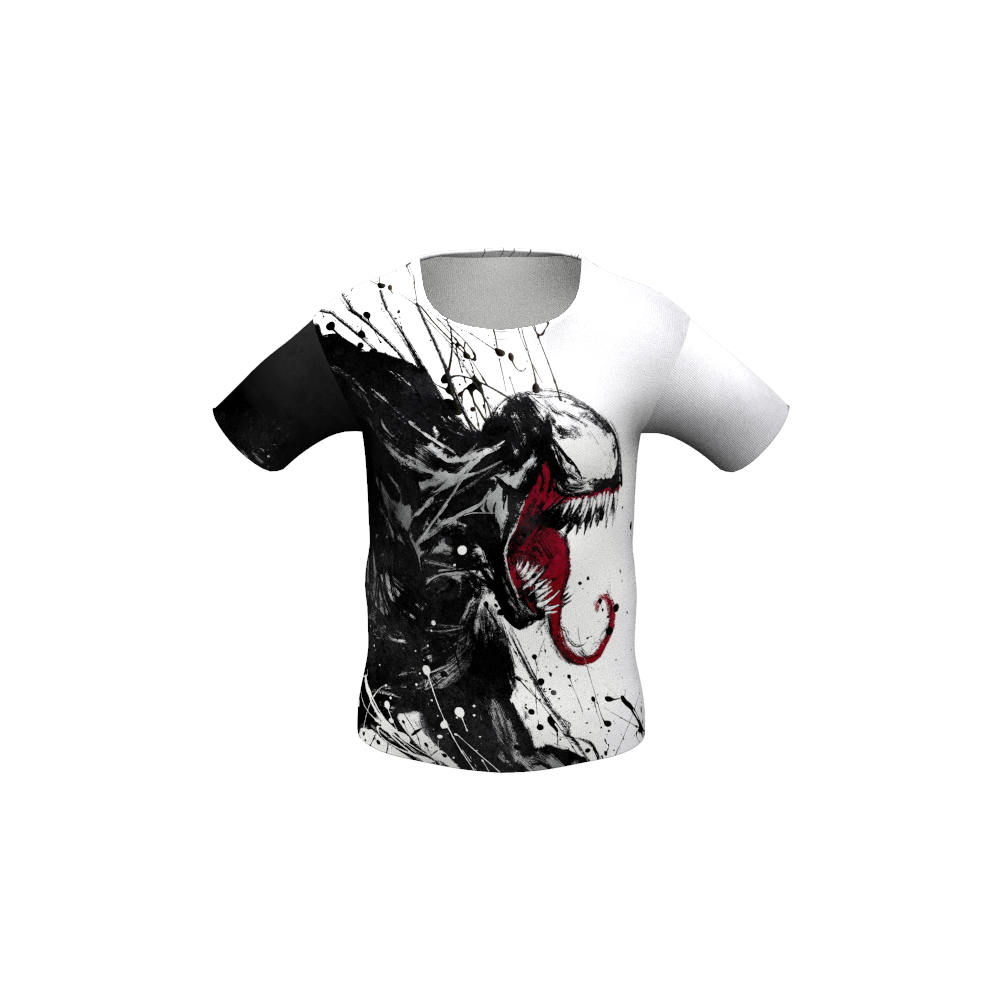 Venom 3D Kid's T-shirt