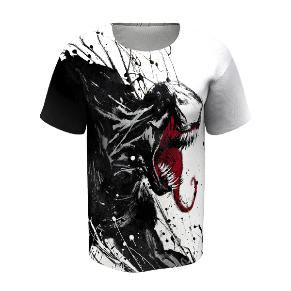 Venom 3D Men's T-shirt