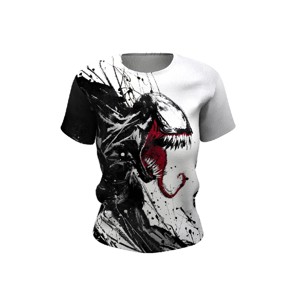 Venom 3D Women's T-shirt
