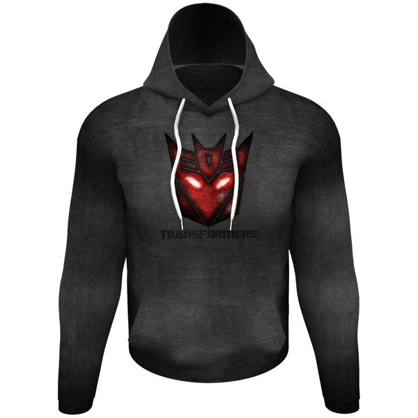 Transformers Black Women's Hoodie