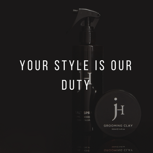 At JH Grooming we take hair seriously, we pride ourselves on having the ability to turn the ordinary into the extraordinary.  We don't have the magic formula for everything, but we're pretty amazing with male grooming.