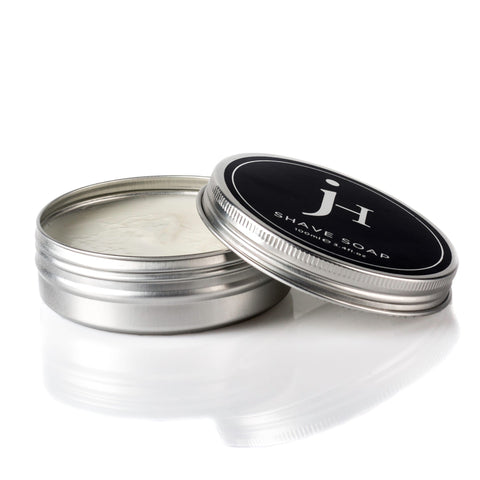 JH Grooming Shave Soap 100ml - JH Grooming