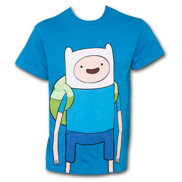 Adventure Time Finn t-shirt. Size Large Only