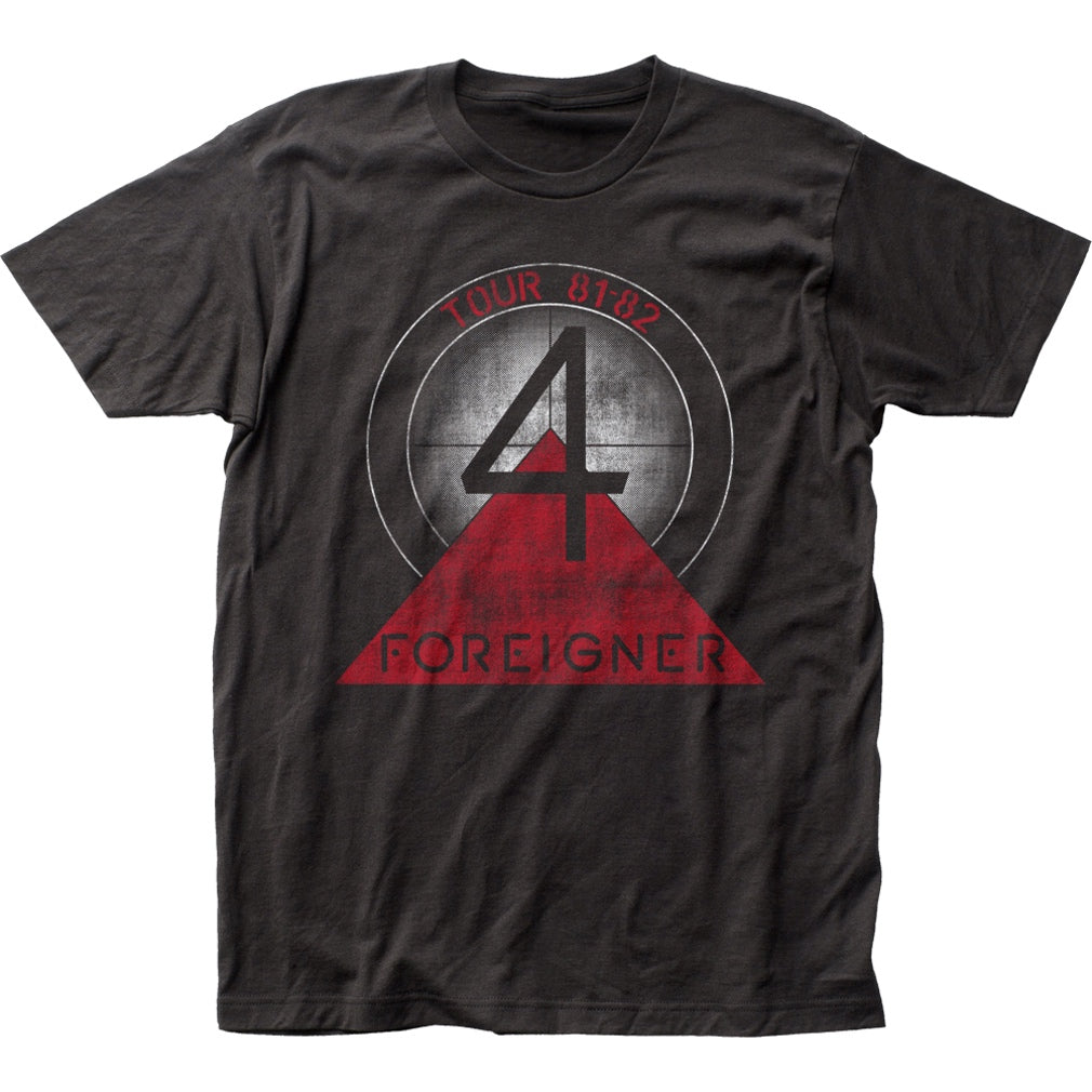 Foreigner Tour 81-82 T-Shirt