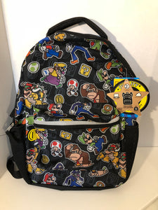 Nintendo Mario and Friends Backpack