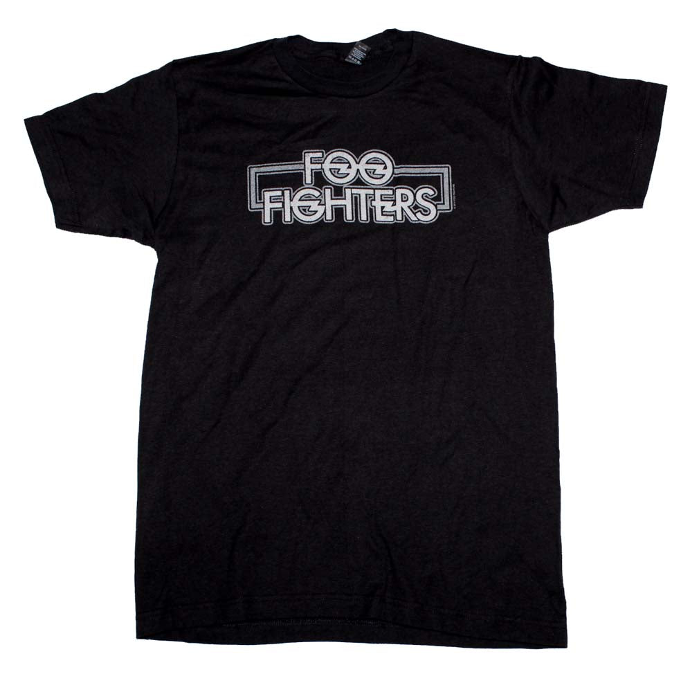 Foo Fighters Outline Logo T-Shirt
