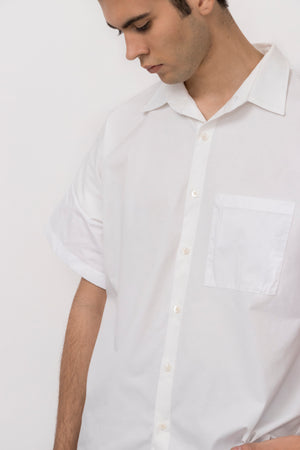 Bismuth Short Sleeved Twill Shirt