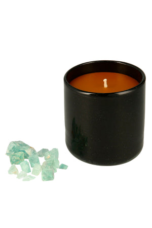 MEDITATION Beeswax Candle