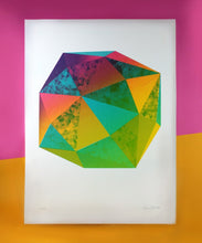 Load image into Gallery viewer, Hexo | A2 Screen Print