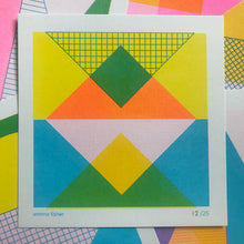 Load image into Gallery viewer, Mini riso print set