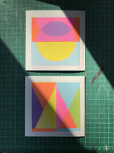 Load image into Gallery viewer, NEW EDITION Mini riso print set