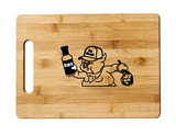 Big Woody Sauce Cutting Boards
