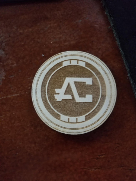 Apex Legends Coin - Double Sided