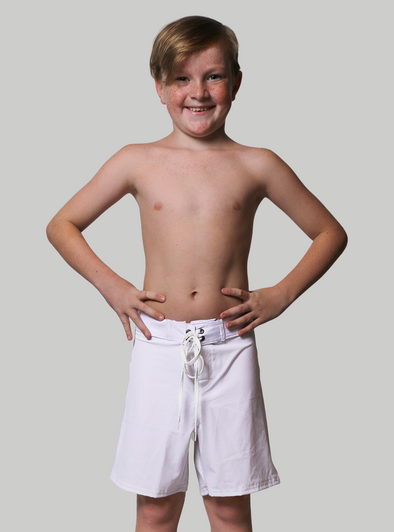 BOYS 8 BOARDSHORTS 4WAY STRETCH