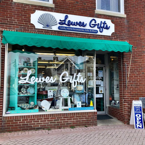 Lewes Gifts Store Front