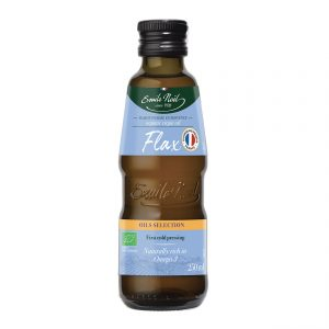 Emile Noel Virgin Flax Oil (250ml)