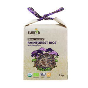 Sunria Rainforest Rice (1kg)