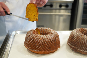 Fall Pumpkin Bundt Cake