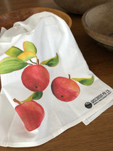 Load image into Gallery viewer, Classic Tea Towel - 3 Apples