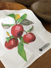 Load image into Gallery viewer, Classic Tea Towel - 3 More Apples