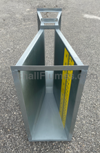 Load image into Gallery viewer, Galvanized Steel 3-Inch Parshall Flume