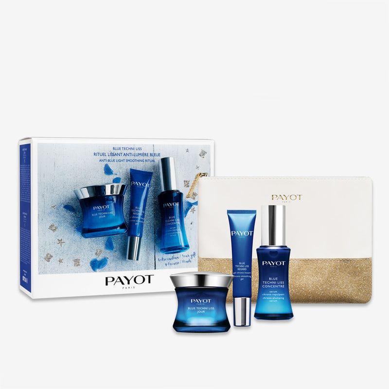 Payot Set - Blue techni-liss