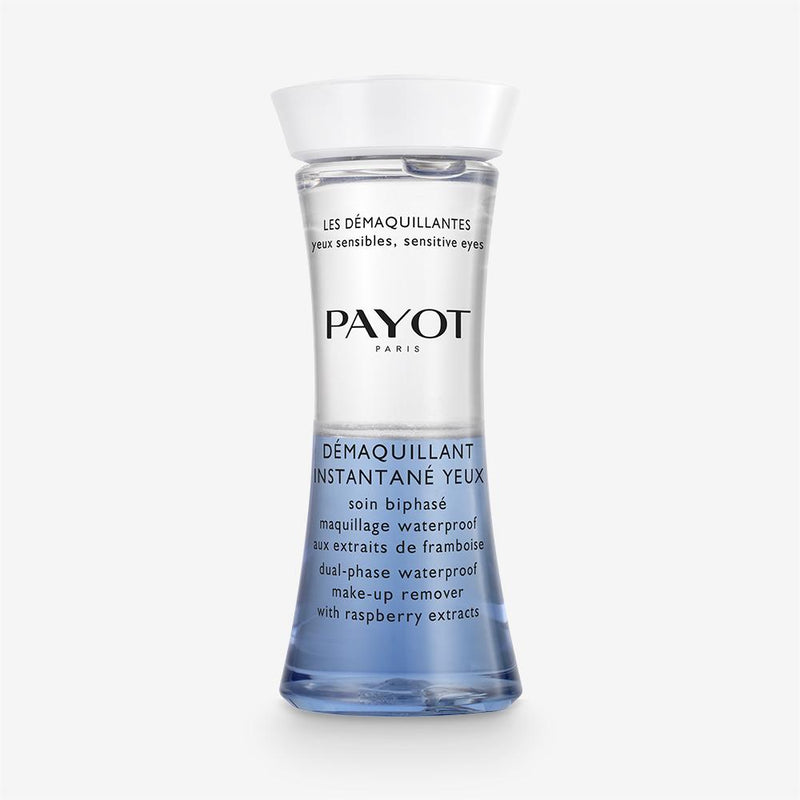 Demaquillant Instantane Yeux Payot Dual-Textured Waterproof Make-Up Remover With Raspberry Extracts