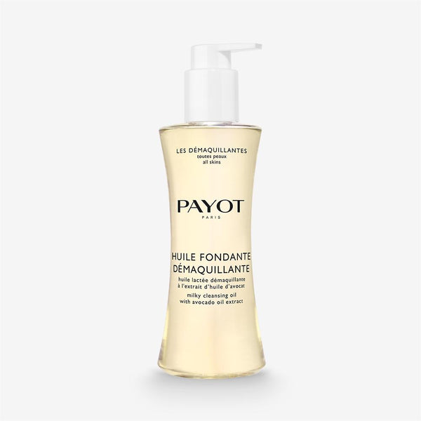Huile Fondante Demaquillante Payot Milky Cleansing Oil With Avocado Oil Extract