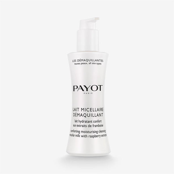 Lait Micellaire Demaquillant Payot Comforting Moisturising Micellar Milk With Raspberry Extracts