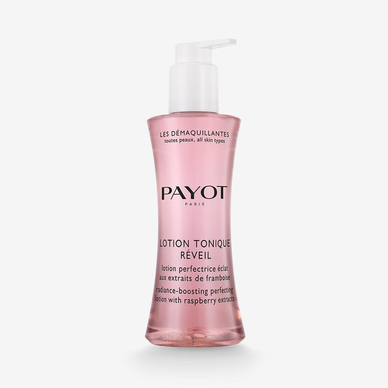 Lotion Tonique Reveil Payot Radiance-Boosting Perfecting Lotion With Raspberry Extracts