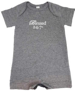 Blessed 24:7 Baby Romper