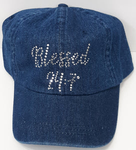 Blessed 24:7 NEW BLING Hats