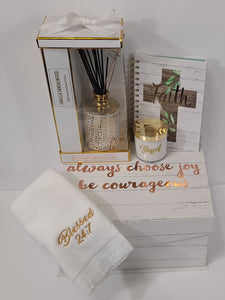 Blessed 24:7 Always Choose Joy Gift Box Set
