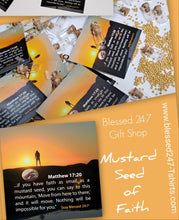 Load image into Gallery viewer, Mustard Seed FAITH