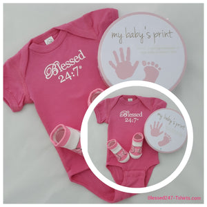 Baby Shower Gift Set Pink