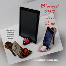 Load image into Gallery viewer, Blessed 24:7 DIVA High Heal Shoe Stand