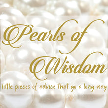 Load image into Gallery viewer, Pearls of Wisdom Gift