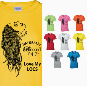 Closeout Tshirt Sale Love My LOCS