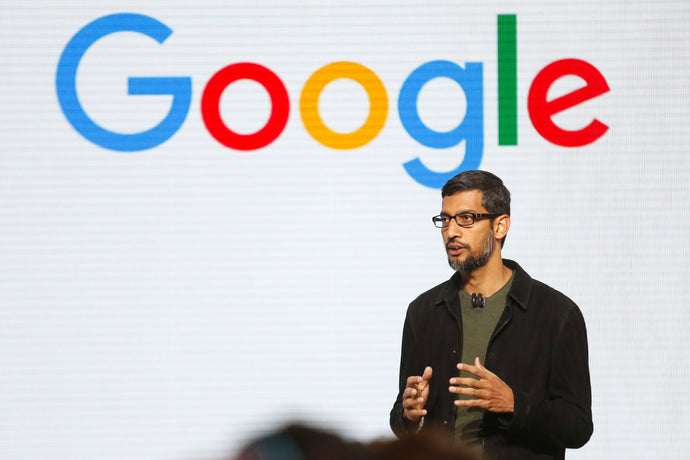 Google Founders Step Down as Sundar Pichai Rises to Alphabet CEO