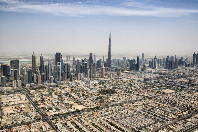 Dubai Real Estate Agency Offers Clients a Crypto Payment Option