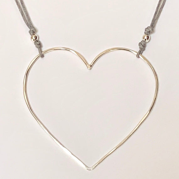 Silver Festival Necklace