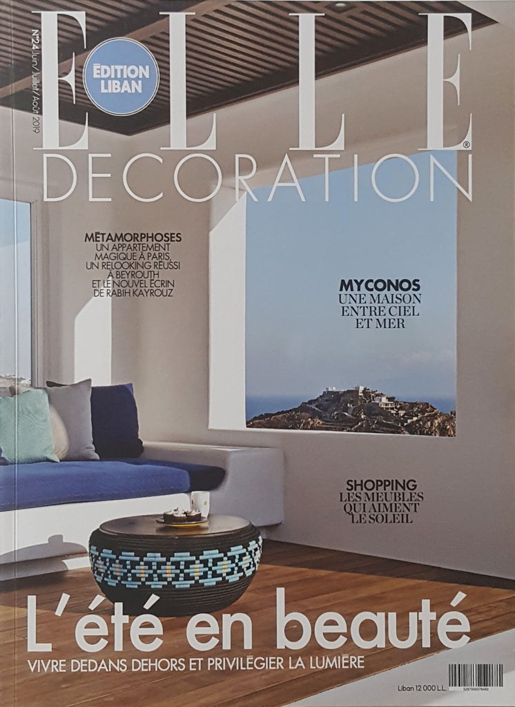 KRAY Studio in Elle Decor Arab World