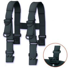 Load image into Gallery viewer, Padded H-Back Ripcord Suspenders