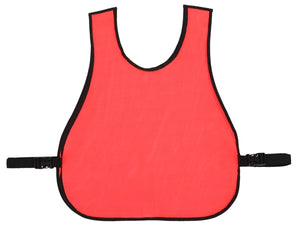 001L LARGE PLAIN MESH SAFETY VEST LARGE