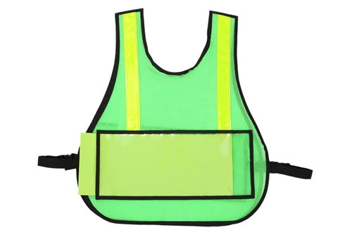 003 WINDOW MESH VEST WITH A WINDOW