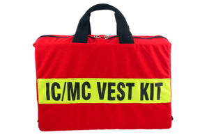 009  IC/MC VEST CASE 10 VESTS